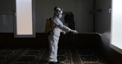 Coronavirus Siria - foto Reuters