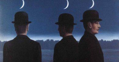 René Magritte – I misteri dell'orizzonte (foto dal web)