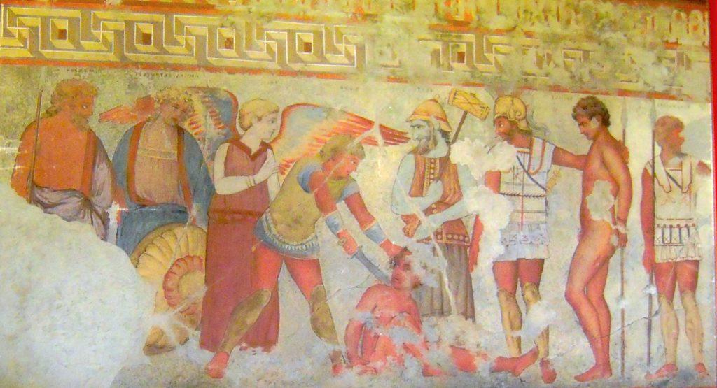 affreschi-etruschi-tomba-françois