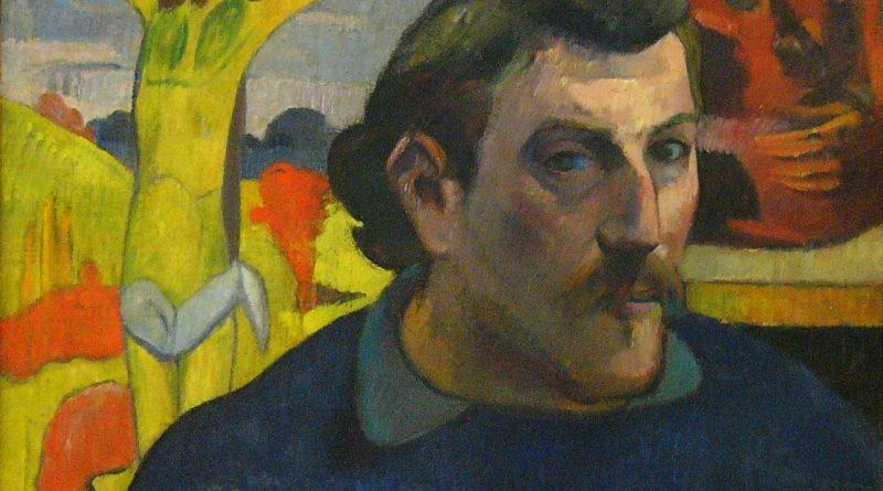 Gauguin, autoritratto