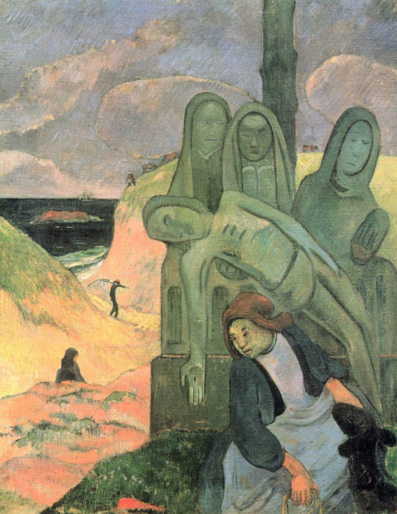 Calvario Bretone, colore, religiosità, simbolismo