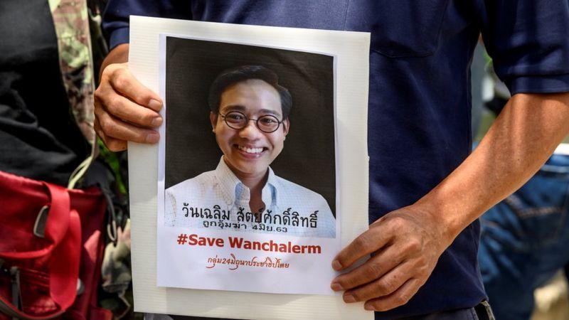 wanchalerm-attivista