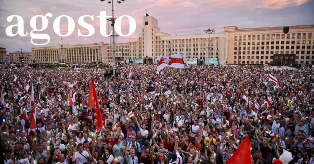 agosto-2020-bielorussia-l'anno in breve
