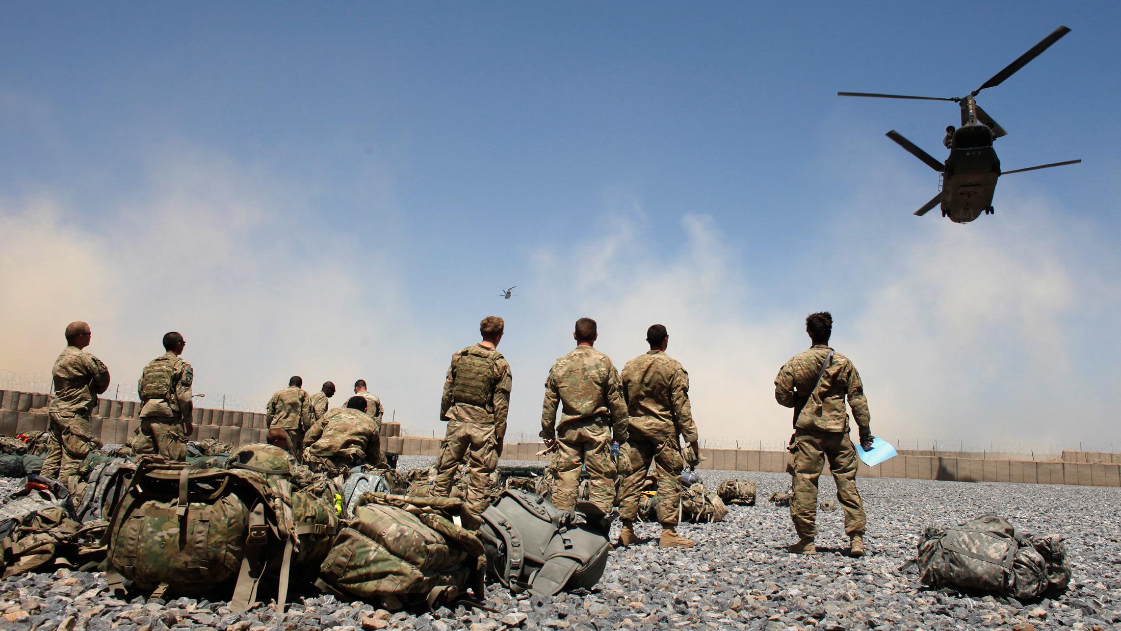 Afghanistan: il cimitero degli imperi