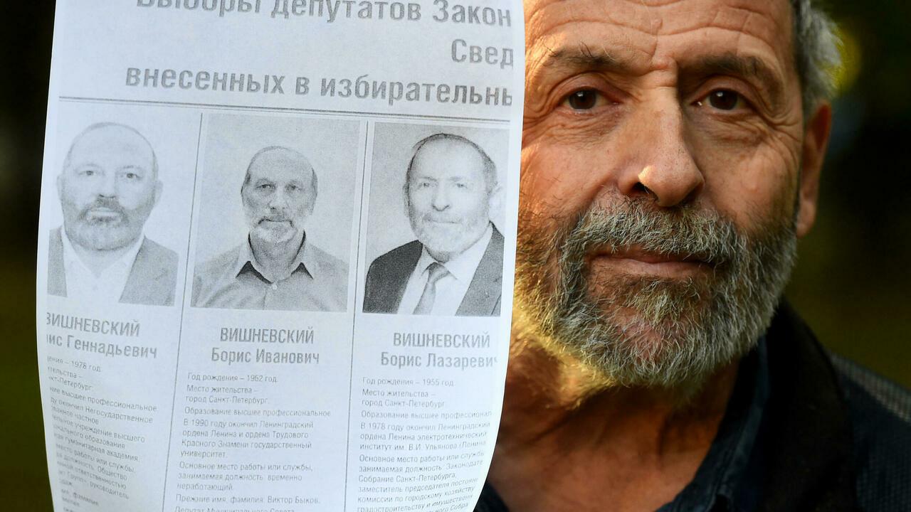 Boris Vishnevsky denuncia la pratica dei candidati doppi