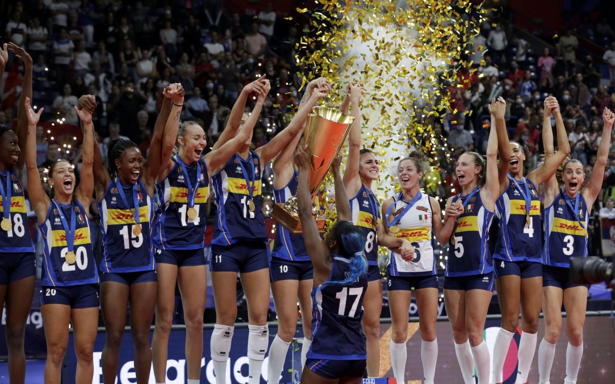 italia-pallavolo-femminile-europei-oro-coppa